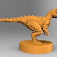 Small The fantasy dinosaur  3D Printing 175426