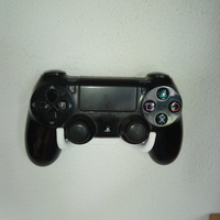 Small ps4 control holder 3D Printing 175660