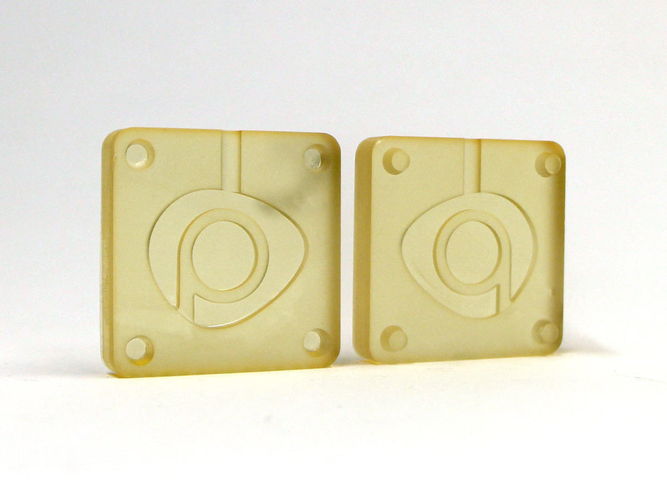 Injection Molding Blanks 3D Print 175778