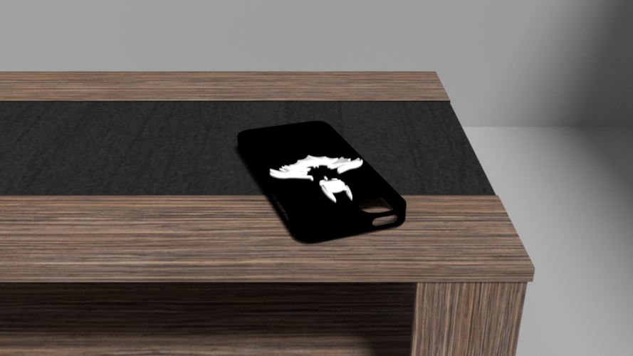 batman iphone 5 case 3D Print 175897