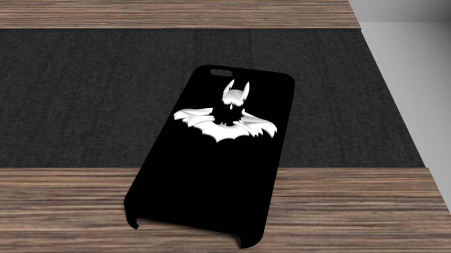 batman iphone 5 case 3D Print 175898