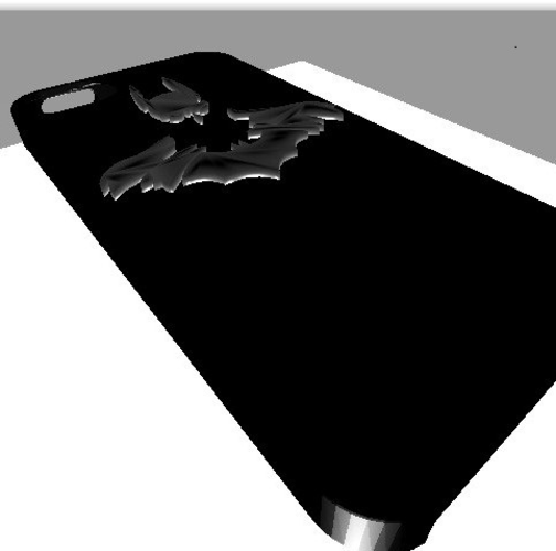 batman iphone 6 case 3D Print 175902
