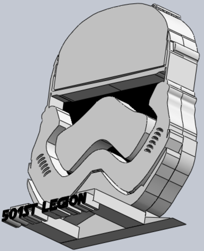 Star Wars Clone Trooper 3D Print 176170
