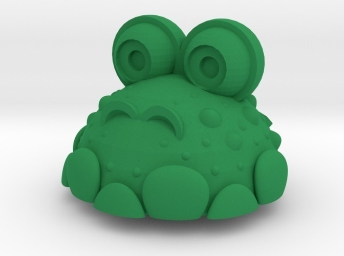 Monster_Candy_Dish 3D Print 176404