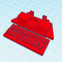 Small Birthday Gift 3D Printing 177060
