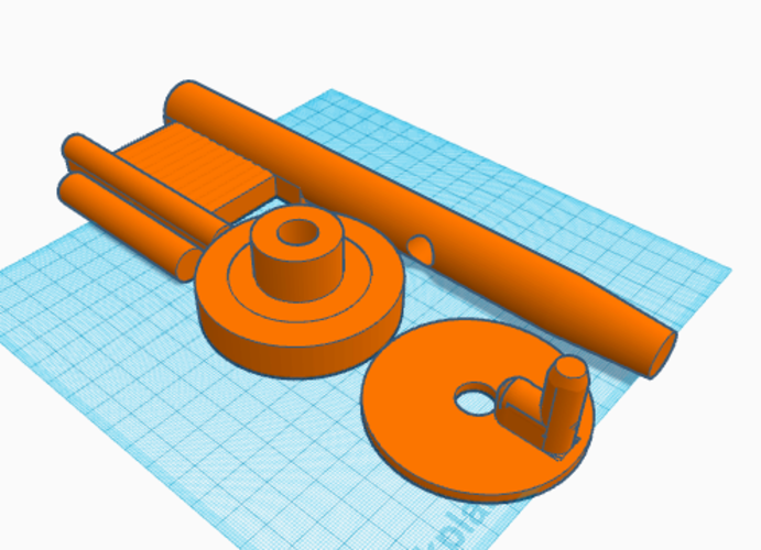 Fishing rod/reel 3D Print 177064