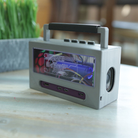 Small Raspberry Pi Airplay BoomBox 3D Printing 177346
