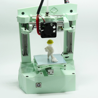 Small under construction man 3D Printing 177789