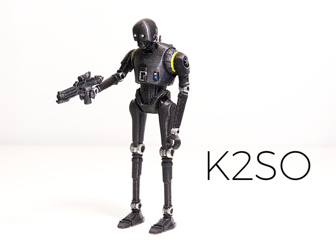 K-2S0. Improved version 3D Print 177799