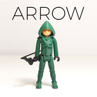 Small Arrow 2.0 3D Printing 177803