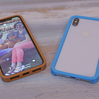 Small iPhone X Case  3D Printing 177826