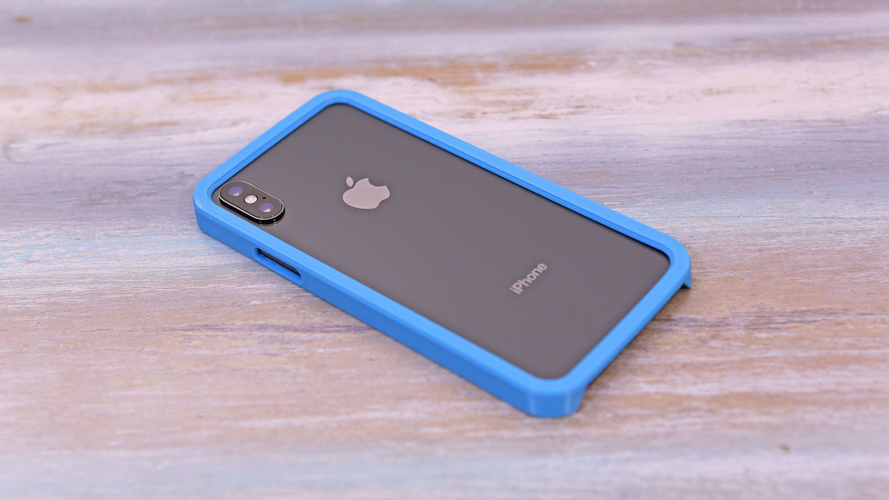 iPhone X Case  3D Print 177830