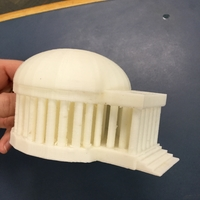 Small 3D Washington Monuments Lesson 3D Printing 178396