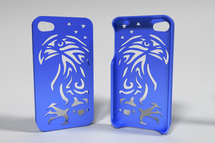 American Eagle Iphone Case 4/4s 3D Print 178412