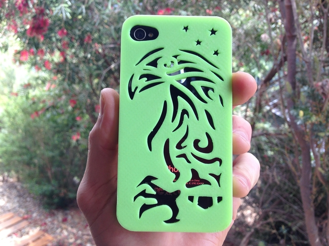 American Eagle Iphone Case 4/4s 3D Print 178414