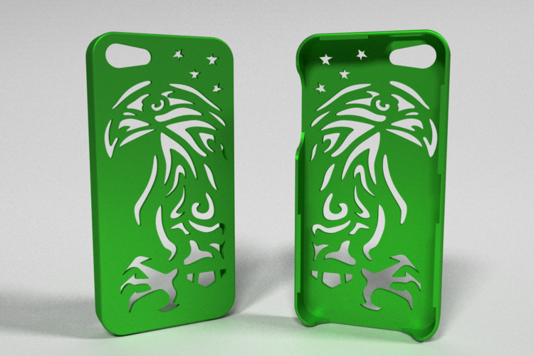 American Eagle Iphone Case 5/5s 3D Print 178415