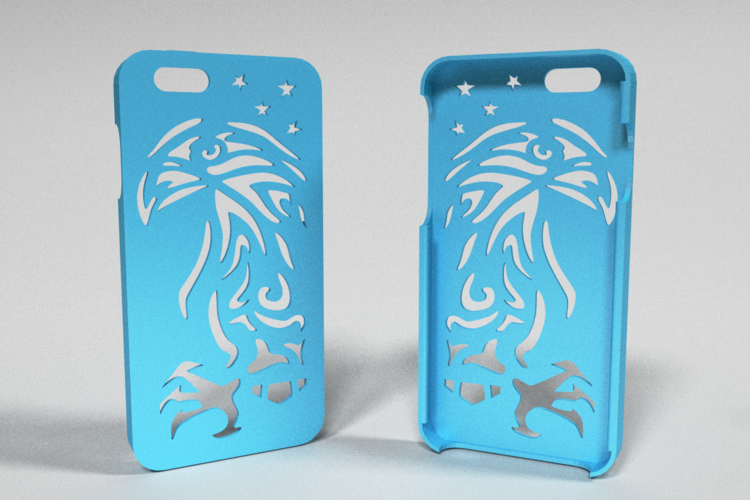 American Eagle Iphone Case 6/6s 3D Print 178418