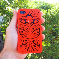 Small Butterfly Iphone Case 4/4s 3D Printing 178436