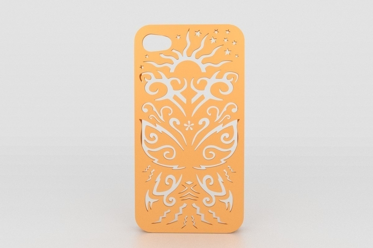 Butterfly Iphone Case 4/4s 3D Print 178437