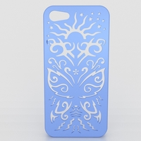 Small Butterfly Iphone Case 5/5s 3D Printing 178439
