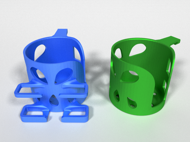 Car Cup Holders 3D Print 178478