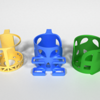 Small Car Cup Holders 3D Printing 178480