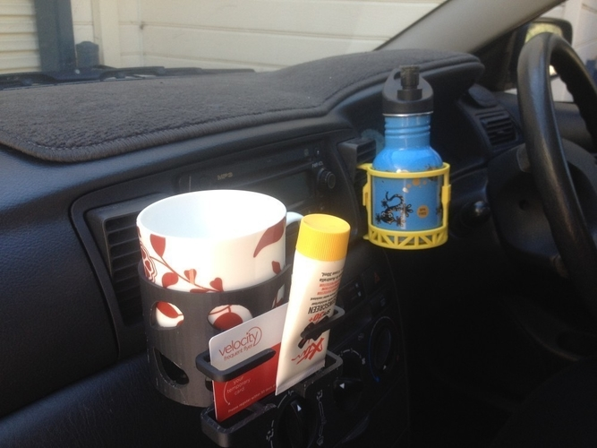 Car Cup Holders 3D Print 178482