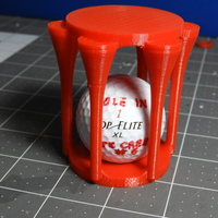 Small Golf Ball in a Cage 3D Printing 178619