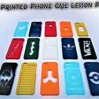Small 3D Printed Phone Case Lesson Plan 3D Printing 178972
