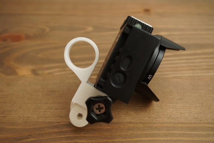 GoPro Ring Mount V3.0 3D Print 179023