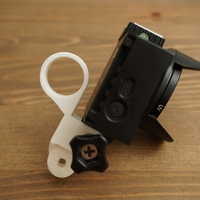 Small GoPro Ring Mount V3.0 3D Printing 179023