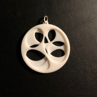 Small Pendant4 3D Printing 179059