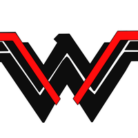 Small Wonder Woman Logo 3D Printing 179061