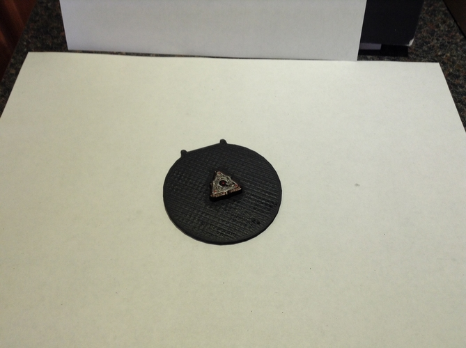 X-Wing -  Alternative 3D Proximity Mine Token 3D Print 179189