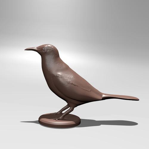 bird 3d print 179353