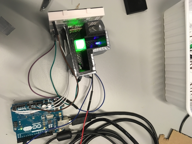 DIY spectrophotometer by using Arduino and 3D printer 3D Print 179684