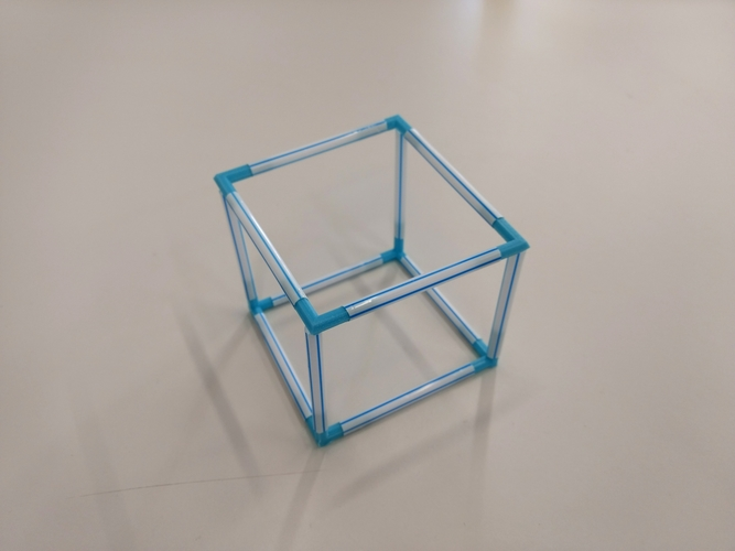 Geometric Build Kit 3D Print 179857
