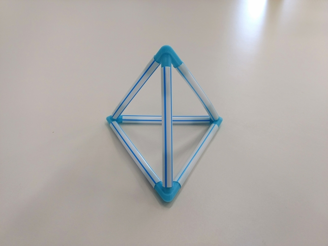 Geometric Build Kit 3D Print 179860