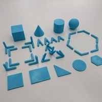 Small Geometric Build Kit 3D Printing 179861