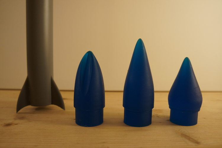Biomimicry - Natural Rocket Science 3D Print 179993