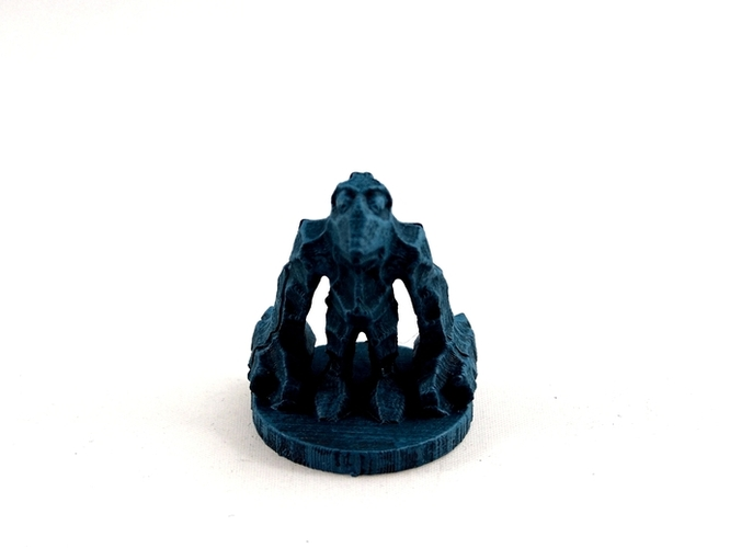 Pocket-Tactics Wizzards of the Crystal Forest 3D Print 1800