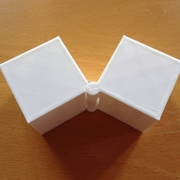 Small Two Hinged Boxes 3D Printing 180023