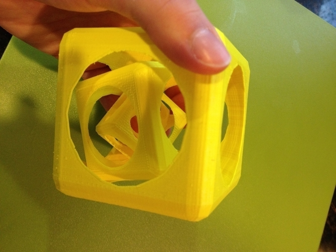 Box within a box within a box and so on and so forth  3D Print 180051