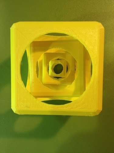 Box within a box within a box and so on and so forth  3D Print 180052