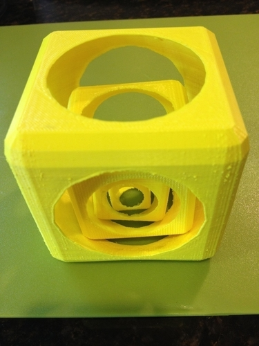 Box within a box within a box and so on and so forth  3D Print 180053