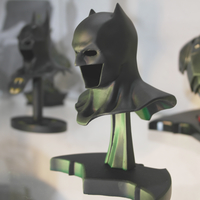 Small Mask Batman vs Superman 3D Printing 180380