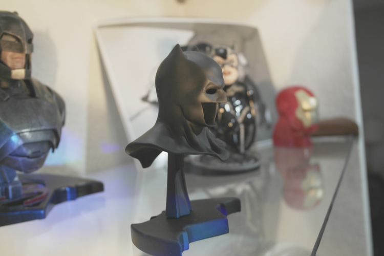 Mask Batman vs Superman 3D Print 180381