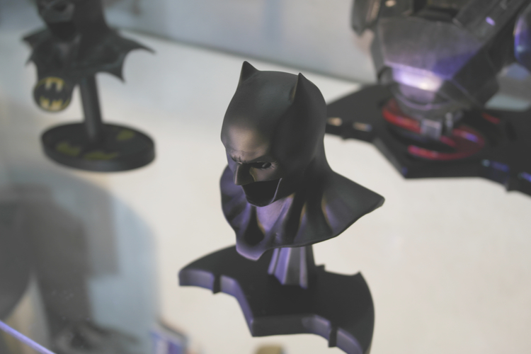 Mask Batman vs Superman 3D Print 180382