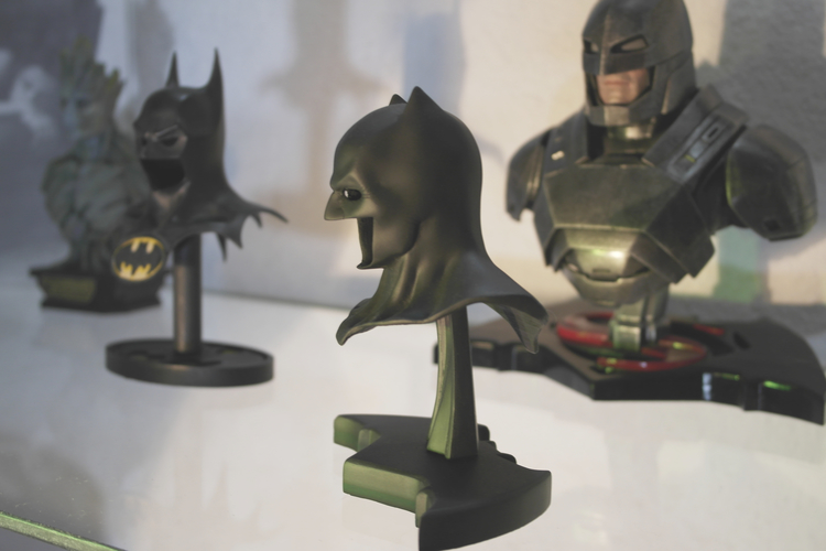 Mask Batman vs Superman 3D Print 180383