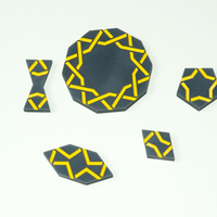 Small Girih Tiles 3D Printing 180493